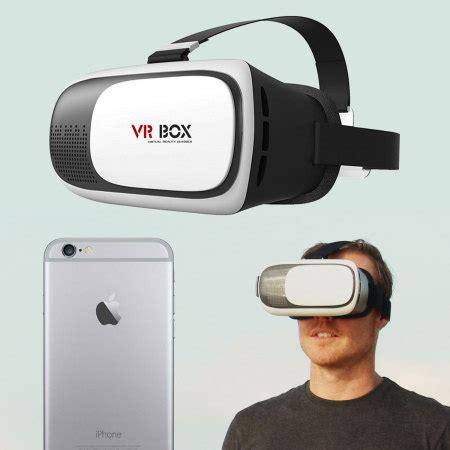 Vr Iphone 6 vr box reality iphone 6s 6 headset white black reviews mobilezap australia