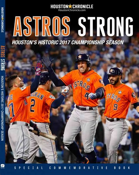houston astros world series chions the ultimate baseball coloring activity and stats book for adults and books houston chronicle releases astros strong world series