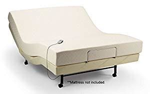 tempur pedic ergo basic electric adjustable base bed frame furniture decor