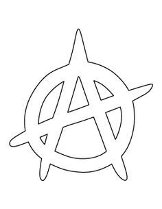 anarchy symbol tattoo designs sons of anarchy symbol sons of anarchy outline