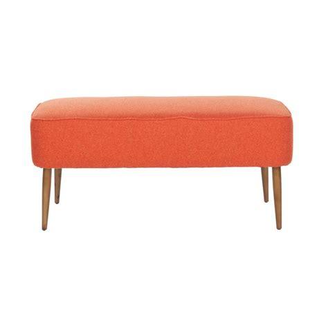 bench orange cary bench orange