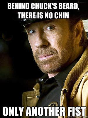 Chuck Norris Beard Meme - chuck norris memes quickmeme