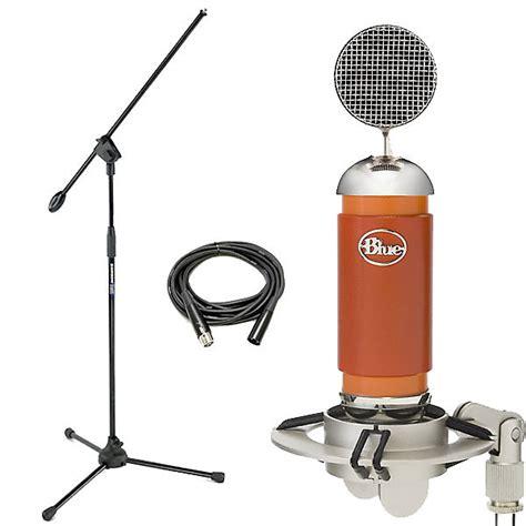 Stand Mic Boom Pop Filter blue microphones spark condenser microphone w pop filter reverb