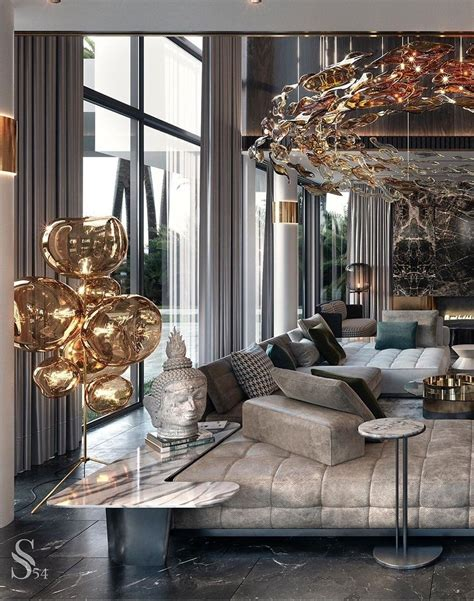 pin  mona  interior design luxury living room