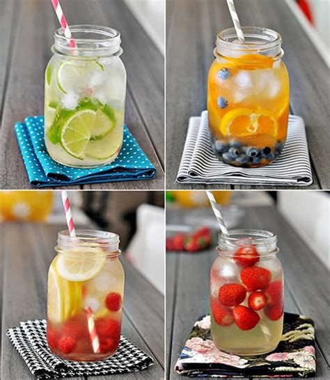 Different Flavored Detox Water by 38 Detox Waters To Cleanse Your And Mind Detox Diy