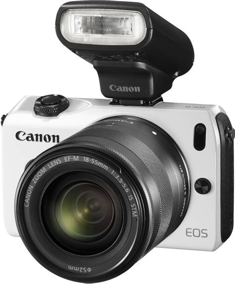 Canon Eos N canon eos m white 18 55mm kit photos