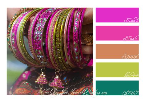 what color goes well with purple shaadi mubarak color palattes