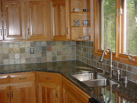 Backsplash In Kitchens by Tile Designs For Kitchen Backsplash Home Interior
