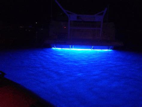 Led Underwater Boat Lights by Installation Underwater Led Boat Lights