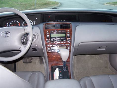 Toyota Avalon Interior 2002 Toyota Avalon Pictures Cargurus