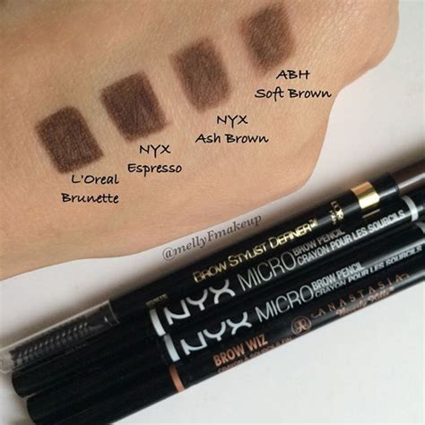 Nyx Brow best 25 nyx micro brow pencil ideas on