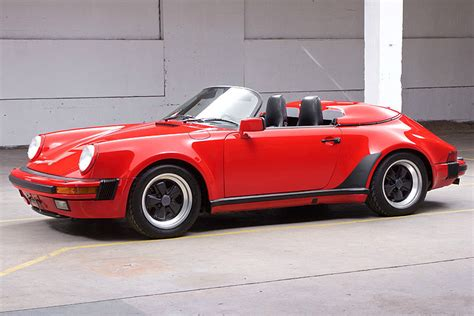 porsche speedster 1989 scorpio s garage the 1989 porsche speedster is a