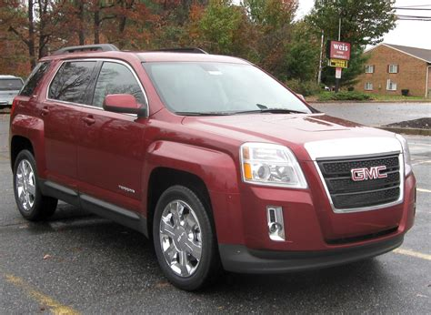 how does cars work 2010 gmc terrain parental controls file 2010 gmc terrain slt 1 1 11 13 2009 jpg wikimedia commons