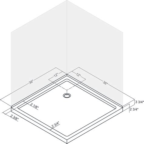 standard shower floors 42 quot x42 quot corner is the size of the shower in the studio in center city the best 100 standard corner shower size image
