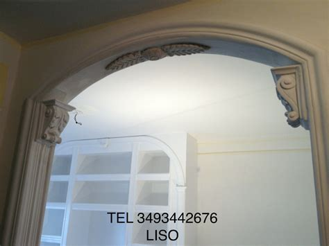 Archi Decorativi In Casa by Foto Arco In Gesso Di Antonio Liso 77804 Habitissimo