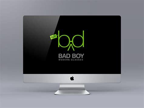 Moderne Bad 3132 by Bad Boy Modern Glasses Shop Logo Design On Adweek Talent