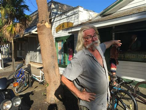 rick ricardo a key west dive bar closed for the hurricane but let 500