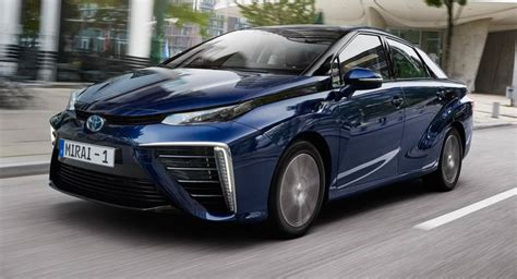 Toyota Models 2020 by Toyota Targets 30 000 Hydrogen By 2020 Zero Co2