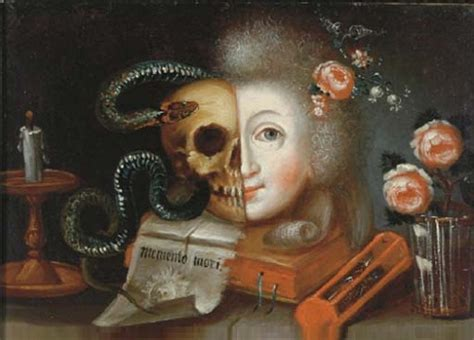 Vanité Arcimboldo by Will Save Viola In Everything
