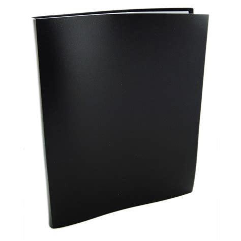 Pocket Black black a4 pocket display book 30 pockets office