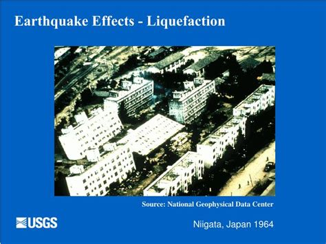 earthquake effects ppt earthquakes 101 eq101 powerpoint presentation id