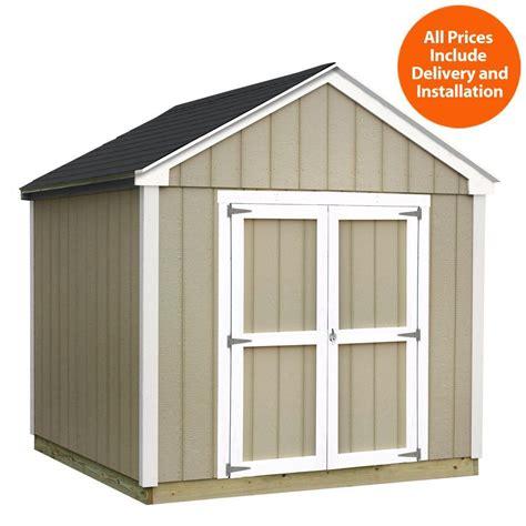 sheds usa installed val    ft   ft smart siding