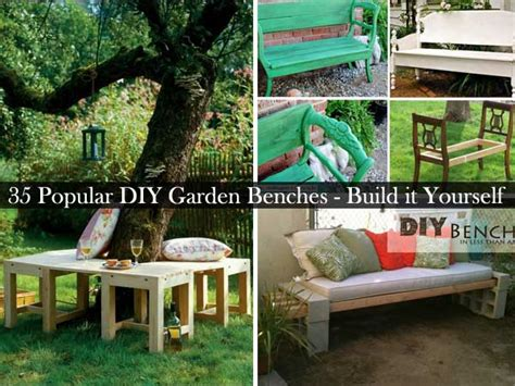 diy backyard bench 35 popular diy garden benches you can build it yourself amazing diy interior home