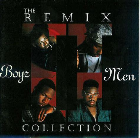 Cd Mens boyz ii the remix collection cd album at discogs