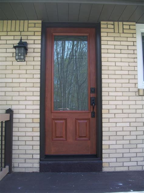 Patio Single Door by Energy Swing Windows Replacement Doors Photo Album