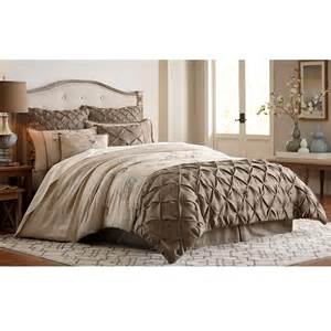 king taupe comforter set sears com