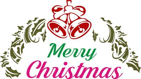 christmas logo merry logos