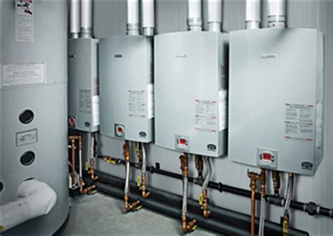 Water Heater Apartment Building Luxury Apartment Complex Makes The Switch To Tankless