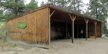 tifany today how to build equipment shed