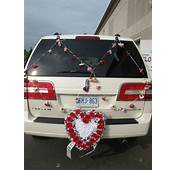 Wedding Car Decoration In Brampton Mississauga And
