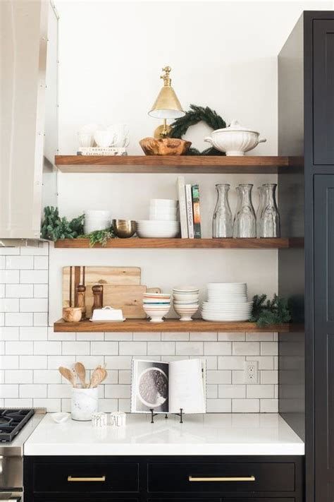Mountain House Shelf by The 25 Best Kitchen Shelf Decor Ideas On