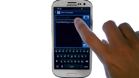 solutions to samsung galaxy s3 text messaging related issues