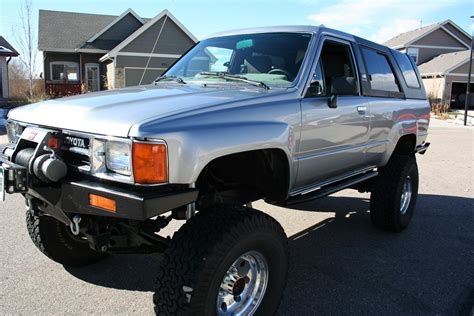 1986 Toyota 4runner Parts 1986 Toyota 4runner Addicted Offroad Is A Service