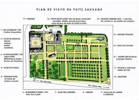 Plan De Jardin Sauvage by Monument Historique 224 St Malo Quot Le Puits Sauvage Quot Retour