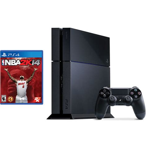 Bd Until For Ps4 Reg All sony playstation 4 nba 2k14 bundle bd ps4 2 aa b h photo