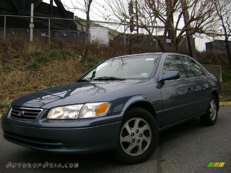 2000 Toyota Camry Le V6 2000 Toyota Camry Le V6 In Graphite Gray Pearl 940488