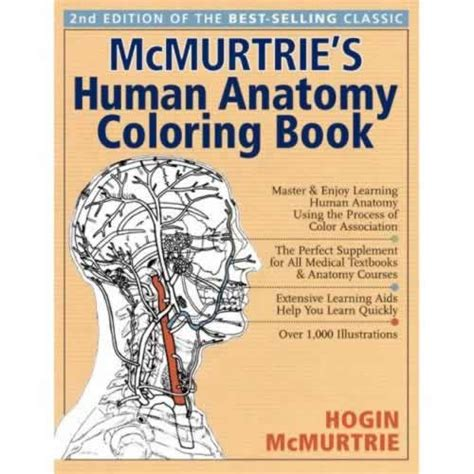 regents human anatomy coloring book mcmurtrie s human anatomy coloring book