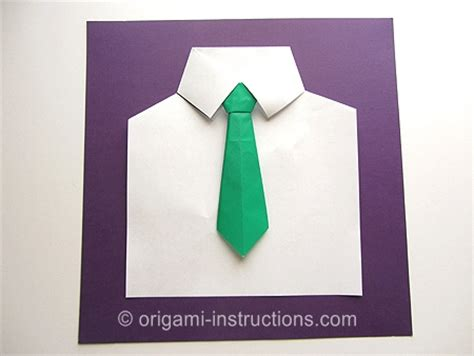 How To Make Origami Shirt - how to make an origami shirt how to make an origami shirt