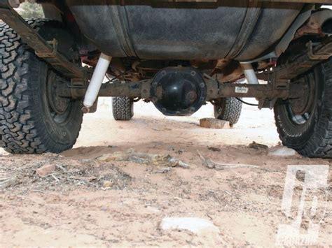 Jeep Rear Axle 154 1109 07 Axle Guide Chrysler 8 25 Rear Axle