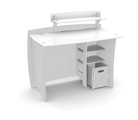 kidkraft study desk with side drawers white 26704 white desk for hostgarcia