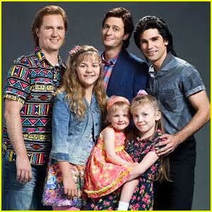 full house actors lifetime releases full house cast photo full house television just jared jr