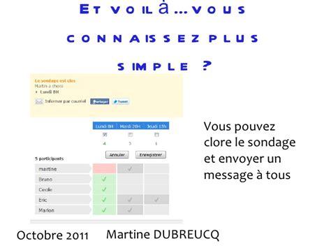 doodle poll message doodle
