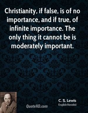 Cs Lewis Success Quotes