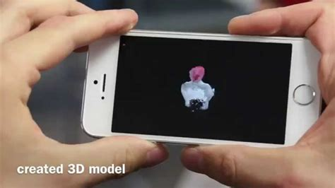 3d mobile phones mobilefusion create 3d scans with your mobile phone