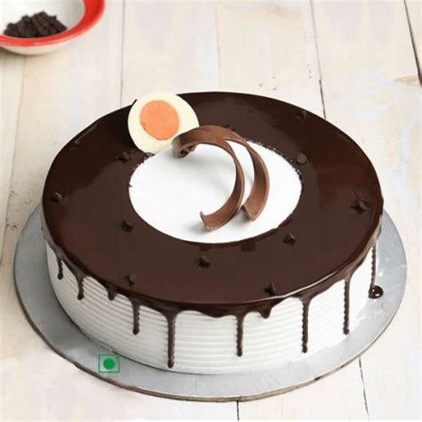 Vanila Choco by Send Choco Vanilla Cake By Giftjaipur In Rajasthan