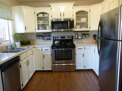 cabinet colors for small kitchens kitchen cabinet colors idea for small kitchens home design